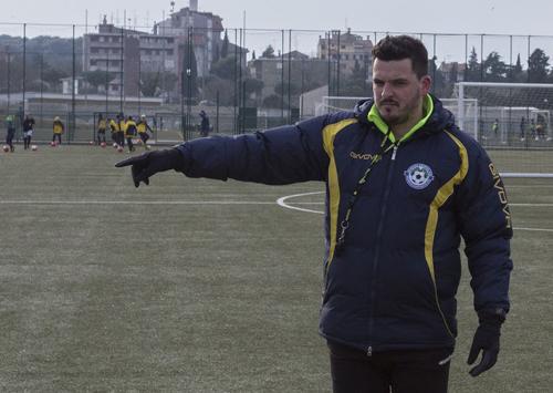 Bojan Komatovič iz Maribora, vodi selekcijo mladincev