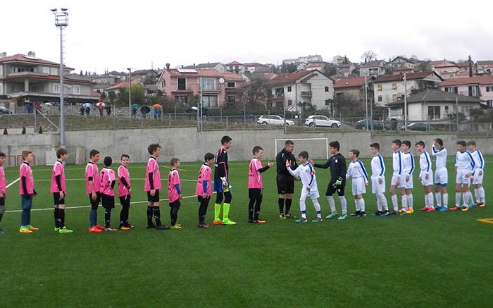 u13 HNK Rijeka vs u13 Nk Roltek Dob