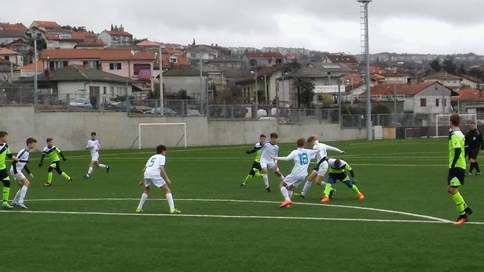 u15 HNK Rijeka vs u15 Nk Roltek Dob 3
